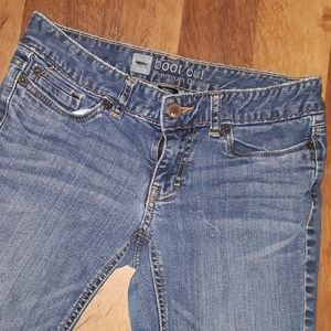 4s Boot cut Jeans